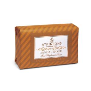 ATKINSONS FINE SOAPS SANDAL WOOD SOAP 125 G - 8011003867769