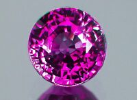 Natural Australian Pink Sapphire - Round Cut - Top Grade - 1.5mm