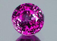 Natural Australian Pink Sapphire - Round Cut - Top Grade - 1.5mm