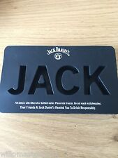 JACK DANIELS RUBBER  ICE CUBE TRAY OLD No7 BRAND