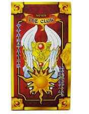 Cardcaptor Sakura 52 cards with boxes Captor Sakura Clow Cards Cosplay