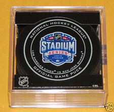 LOS ANGELES KINGS SAN JOSE SHARKS Stadium Series 2015 OFFICIAL OUTDOOR GAME PUCK