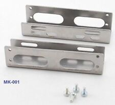 """3.5'' HDD/SSD Mounting Brackets for 5.25"""" Bay , 422475"""