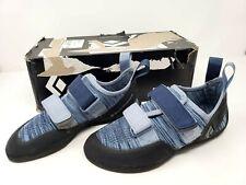 Black Diamond Momentum Climbing Shoe - Women's Blue Steel 7