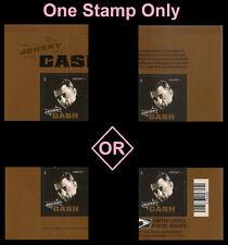 US 4789 Music Icons Johnny Cash forever corner single MNH 2013