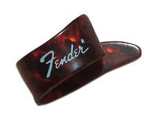 (3) Fender Medium Tortoise Guitar/Banjo/Steel/Dobro Thumb Picks 098-1002-Med