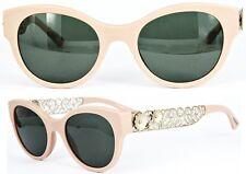 Dolce&Gabbana Sonnenbrille / Sunglasses  DG3184 2585 48[]19  Nonvalenz /166 (82)