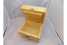 Scatola in legno attrezzature componenti spazio unico tools orologiaio utensili