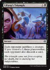 Liliana's Triumph  UNCOMMON War of The Spark MTG Magic The Gathering