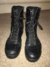Magnum CLASSICS Men's Women's Unisex uniforme Work Boot Nero Taglia 12 U.K.