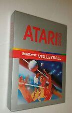 NEW SEALED  REALSPORTS VOLLEYBALL GAME FOR ATARI 2600 NTSC USA VERSION
