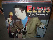 ELVIS PRESLEY , SCOTTY & BILL in the beginning ( rock ) - uk - SEALED -