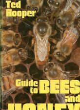 GUIDE TO BEES & HONEY 2nd Ed Ted Hooper New Revised Edition BEEKEEPING BeeHives