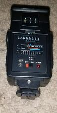 FOCAL DT-5000 ZOOM Multi-Dedicated  ELECTRONIC FLASH Cosmetically good untested