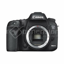 Canon EOS 7D Mark II Digital SLR Camera Body Only Mk2 20.2 MP genuine WIFI WE1