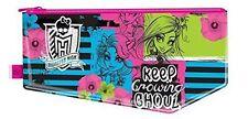 MONSTER High Large Flat matita caso con cerniera con divertimento questo design