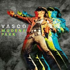 CD VASCO ROSSI MODENA PARK BOX 3 CD + 2 DVD prima edizione!