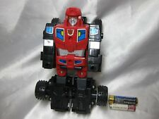 Very Rare Trans formers G1 Victory C-320 blacker Road Caesar Takara from JAPAN