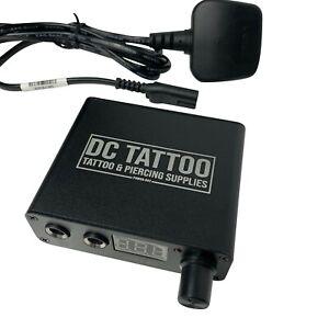 DCTattoo - DC TATTOO POWER-BOX Tattoo Machine Power Supply CE