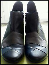 Chaussures.  REMONTE . 41. Talon 3cmts.Achetees chez FABRE.