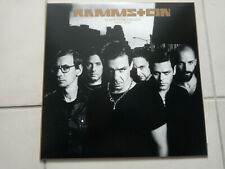 RAMMSTEIN Made in germany 95-2011 LP Remix & rare tracks