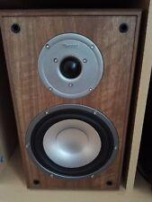 1 Paar Magnat Monitor 220 Stereo Lautsprecher | Regallautsprecher in Nussbaum