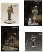 1/35 Resin Zombie World Stalkers 4 Set Unpainted unassembled CK005