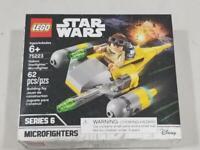 Lego Star Wars Naboo Starfighter Microfighter # 75223  NIB   FREE USA SHIP