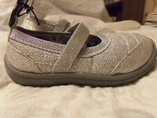 NWT - Toddler Girl's Garanimals Casual Sparkly Shoes SIZE - 5