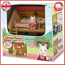 Sylvanian Families Cosy Cottage Starter Home Set,Multicolor
