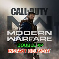 Call of Duty Modern Warfare Double XP 3 Hour Code - FAST DELIVERY