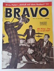 Bravo 47 vom 18.11.1958 Bill Haley & his Comets / Elvis / Maria Schell (B1653)