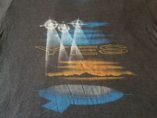 Yes World Tour 1984 Extra Large Rock Concert Tour Shirt Soft And Paper Thin