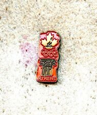 NOC CANADA 2004 Athens OLYMPIC Games Pin RED