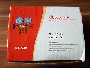 Cooltech Manifold R12/22/502