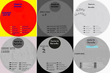 6 CD CANTA TU VIDEOKARAOKE x bimbi  X  -  CDG