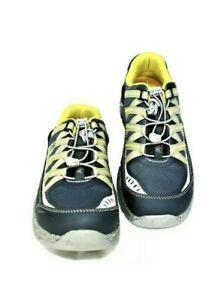 KEEN UTILITY Asheville Men 12D Shoes Midnight Navy Aluminum Toe Work 1017072 NEW