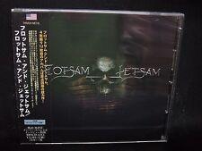 FLOTSAM AND JETSAM ST + 1 JAPAN CD Sentinel Beast Shadows Fall Anthrax Toxik F5