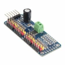 16 Channel 12-Bit PWM Servo Motor Driver IIC Module For Arduino Robot PCA9685
