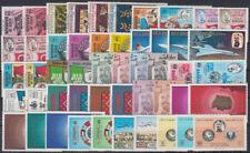 100 versch. Bahrain ** in kpl. Sätzen, 100 diff. MNH complete sets only [st3640]