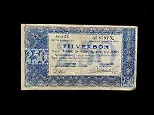 Niederlande (P062) 2,5 Gulden 1938 VF