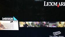original Lexmark Toner 24B5828 cyan für CS796 A-Ware