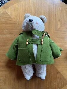 Original 1972 Gabrielle Designs Paddington Bear Toy | Vintage Retro