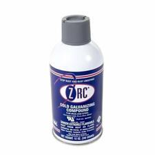 5 Pack - ZRC Cold Galvanizing Repair Compound, 12 oz Aerosol Can 95% Zinc