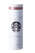 Starbucks Korea 2018 Limited Edition JNO Marble White Thermos 500ml (17oz)