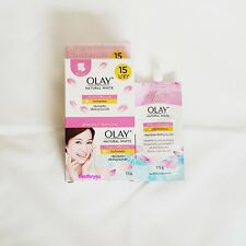 6x7.5g OLAY Natural White PINKISH FAIRNESS with UV Protection Whithening Cream