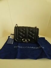 REBECCA MINKOFF MINI LOVE CROSSBODY (midnight blue)