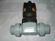 Hayward diaphragm valve, CPVC with PTFE diaphragm, 1 1/2