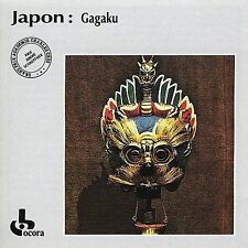 Japon: Gagaku by Various Artists CD, DISC ITSELF LOOKS LIKE NEW