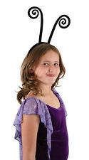 Child & Adult Black Ladybug Bug Fly Bee Ant Costume Antenna Headband BY Elope